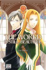 The world is still beautiful T8, manga chez Delcourt Tonkam de Shiina