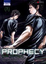Prophecy the copycat  T3, manga chez Ki-oon de Tsutsui, Hougo, Obata