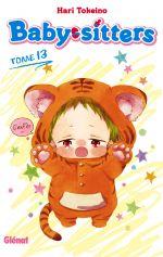 Baby sitters T13, manga chez Glénat de Tokeino