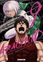 Arachnid T9, manga chez Soleil de Murata, Ifuji