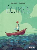Ecumes, bd chez Steinkis de Chabbert, Maurel