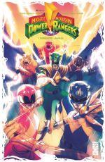 Power Rangers T1, comics chez Glénat de Higgins, Prasetya, Herms
