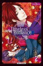 Timeless romance T2, manga chez Soleil de Aikawa