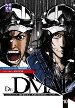 Dr. DMAT T10, manga chez Kazé manga de Takano, Kikuchi