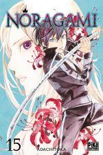 Noragami T15, manga chez Pika de Adachi