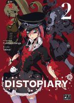 Distopiary T2, manga chez Pika de Senga, Tellmin