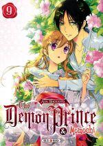 The demon prince & Momochi T9, manga chez Soleil de Shouoto