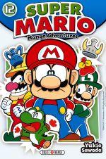 Super Mario T12, manga chez Soleil de Sawada