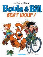 Boule et Bill : Best wouf (0), bd chez Dargaud de Roba, Verron, Léonardo, Bastide