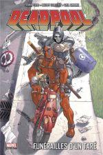 Deadpool (vol.3) T7 : Funérailles d'un taré (0), comics chez Panini Comics de Simone, Tieri, Scalera, Jeanty, Calafiore, Udon Studios, Chu, Color dojo, Lee