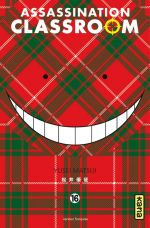 Assassination classroom T16, manga chez Kana de Yusei