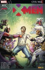 All-New X-Men T11 : Entre femmes (0), comics chez Panini Comics de Bunn, Taylor, Hopeless, Lemire, Bagley, Guara, Roberson, Broccardo, Sorrentino, Land, Ramos, Maiolo, Woodard, Garland, Curiel, Aburtov, Yardin