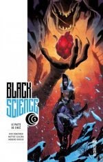 Black Science T5 : Le pacte de Circé (0), comics chez Urban Comics de Remender, Scalera, Dinisio