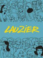 Lauzier, bd chez Dargaud de Lauzier