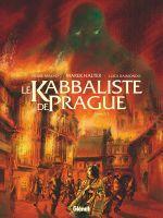 Le Kabbaliste de Prague T2 : Golem (0), bd chez Glénat de Makyo, Raimondo, Quaresma