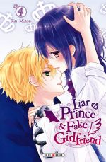 Liar prince & fake girlfriend  T4, manga chez Soleil de Miasa