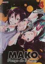 Mako l'ange de la mort T4, manga chez Panini Comics de Matsuhashi