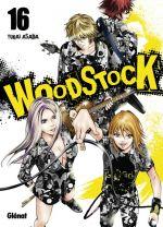 Woodstock T16, manga chez Glénat de Asada