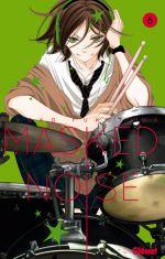 Masked noise T6, manga chez Glénat de Fukuyama