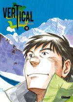 Vertical T18, manga chez Glénat de Ishizuka