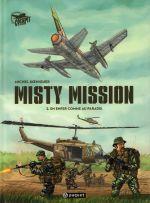 Misty Mission T2 : En enfer comme au paradis (0), bd chez Paquet de Koeniguer, Minte
