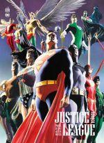Justice League - Icônes, comics chez Urban Comics de Dini, Ross