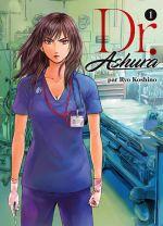 Dr Ashura T1, manga chez Komikku éditions de Koshino