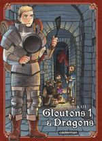 Gloutons & dragons T1, manga chez Casterman de Kui