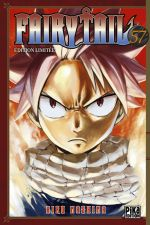 Fairy Tail T57, manga chez Pika de Mashima