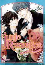 Junjo romantica T20, manga chez Asuka de Nakamura
