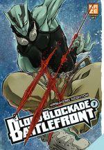 Blood blockade battlefront T7, manga chez Kazé manga de Nightow