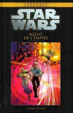 Star Wars Légendes T43 : Agent de l'Empire - 1 - Projet Eclipse (0), comics chez Hachette de Ostrander, Hugonnard-Bert, Roux, Crety, Dzioba