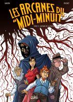 Arcanes du Midi-Minuit T13 : L'Affaire de la pieuvre (0), bd chez Soleil de Gaudin, Trichet, Sierro, Guillo