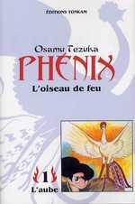 Phénix - L'oiseau de feu T1 : L'aube, manga chez Tonkam de Tezuka