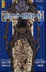 Death Note T3, manga chez Kana de Ohba, Obata