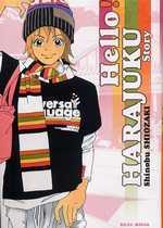 Hello ! Harajuku story T1, manga chez Soleil de Shiozaki