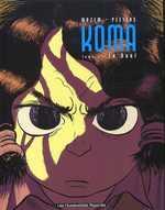 Koma T5 : Le duel (0), bd chez Les Humanoïdes Associés de Wazem, Peeters, Ralenti