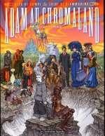 Adam au Chromaland T1 : Le musée de l'imaginaire (0), bd chez Les Humanoïdes Associés de de Campi, Di giammarino, Martin