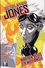 Desolation Jones T1 : Made in England, comics chez Panini Comics de Ellis, Williams III, Villarubia