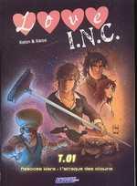 Love I.N.C. T1 : Assoces Wars : L'attaque des clowns (0), manga chez Les Humanoïdes Associés de Karos, Kalon