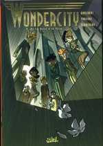 Wondercity T4 : De la terre à la terre (0), bd chez Soleil de Gualdoni, Turconi, Tenderini