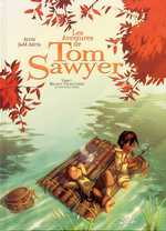 Tom Sawyer T1 : Becky Thatcher (0), bd chez Soleil de Istin, Akita