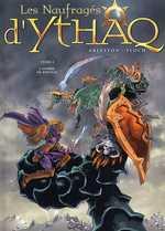 Les naufragés d'Ythaq T4 : L'ombre de Khengis (0), bd chez Soleil de Arleston, Floch, Crazytoons