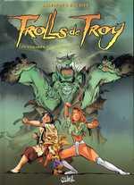 Trolls de Troy T10 : Les enragés du Darshan (0), bd chez Soleil de Arleston, Mourier, Guth