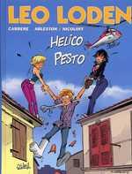 Léo Loden T17 : Helico pesto (0), bd chez Soleil de Arleston, Nicoloff, Carrère, Cerise