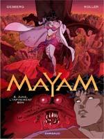 Mayam T4 : June, l'infiniment bon (0), bd chez Dargaud de Desberg, Koller, Smulkowski