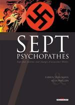 7 Psychopathes, bd chez Delcourt de Vehlmann, Phillips, Walter