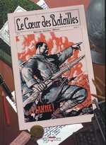 Le coeur des batailles T1 : La marne (0), bd chez Delcourt de Morvan, Kordey, Walter