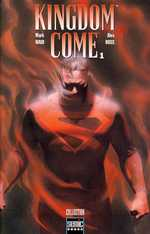 Kingdom come T1, comics chez Semic de Waid, Ross