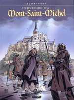 L'histoire du Mont-Saint-Michel, bd chez Glénat de Bidot